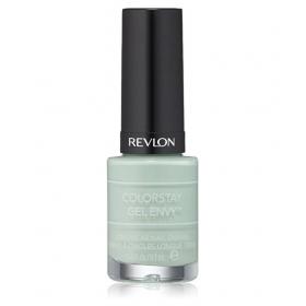 Revlon Colorstay Gel Envy Long Wear Nail Polish Light Green Cha-ching Glossy 11.7 Ml