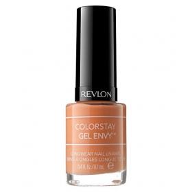 Revlon Colorstay Gel Envy Long Wear Nail Polish Orange Jokerswild Glossy 11.7 Ml
