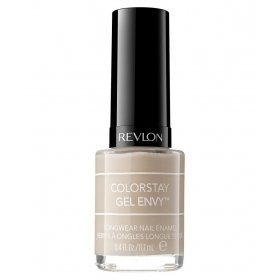 Revlon Colorstay Gel Envy Long Nail Polish Beige Checkmate Glossy 11.7 Ml