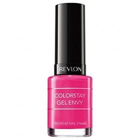 Revlon Colorstay Gel Envy Nail Enamel Nail Polish Pink Vegas Baby Glossy 11.7 Ml