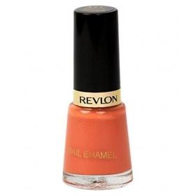Revlon Nail Enamel Bright Orange Nail Polish Orange Orange Natural 8 Ml