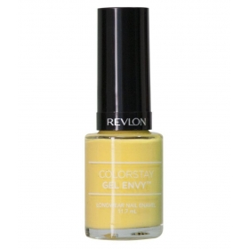 Revlon Nail Enamel Nail Polish Yellow Yellow Natural 11.7 Ml