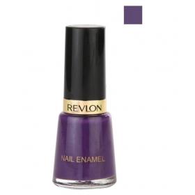 Revlon Nail Enamel Nail Polish Purple Purple Natural 8 Ml