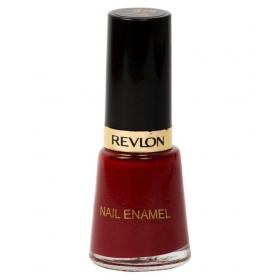 Revlon Nail Enamel Nail Polish Red Red Natural 8 Ml
