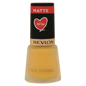 Revlon Nail Enamel Nail Polish Yellow Yellow Natural 8 Ml