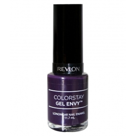 Revlon Nail Enamel Nail Polish Purple Purple Natural 11.7 Ml