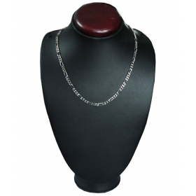 Elegant Silver Fashion Chain