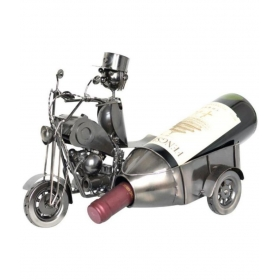 Stainless Steel Table Top Wine Holder