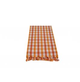Tidy Multi Colour Checked Design 100% Exclusive Cotton Bath Towel - Pack 1 Piece