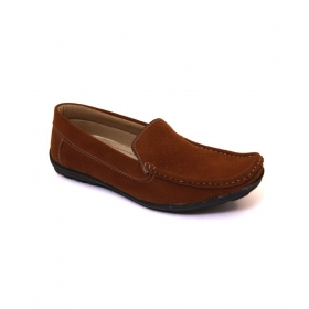 Mens Tan Loafers