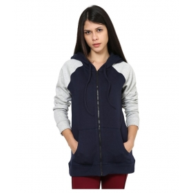 Cotton Fleece Hooded