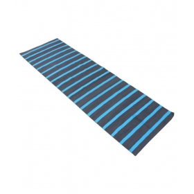 Premium Stripes Handwoven Cotton Yoga Mat