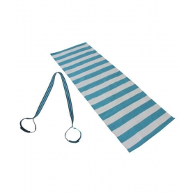 Cotton Handwoven Yoga Exercise Mat,mat Carry Strap Combo Offer.