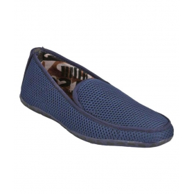 Lifestyle Navy Casual Shoes