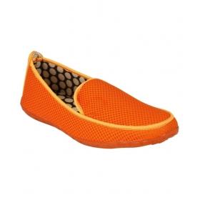 Lifestyle Orange Casual Shoes