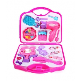 Webby Pink & Beige Beauty Set For Kids