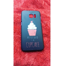 Samsung Galaxy A8 Printed Back Cover