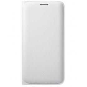 Samsung Flip Cover For Samsung Galaxy J7 - White