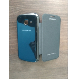 Samsung Galaxy S7262 Flip Black Back Cover