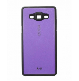 Samsung Galaxy A5 Purple Back Cover