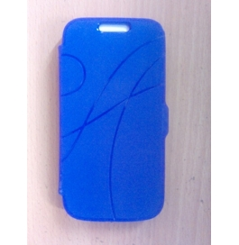 Samsung Galaxy G130 Blue Flip Cover