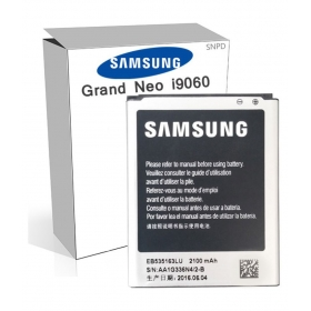 Samsung Galaxy Grand Neo GT 2100 mAh Battery