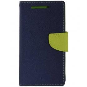 Samsung Galaxy J7 Max Flip Cover - Blue
