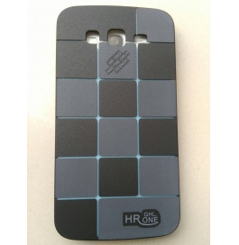 Samsung Galaxy Note 3 Gray & Black Back Cover