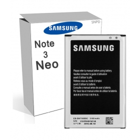 Samsung Galaxy Note 3 Neo 3100 Mah Battery
