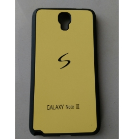 Samsung Galaxy Note 3 Back Cover Yellow