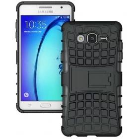 Samsung Galaxy On7 Cases- Black