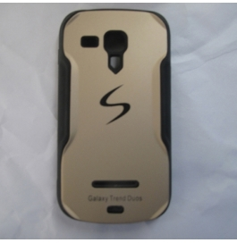 Samsung Galaxy S7562 Cream Back Cover