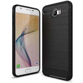 Samsung On Max Hybrid Covers Galaxy Plus - Black