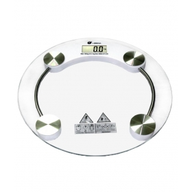 Bathroom Scale Stipl-ps White