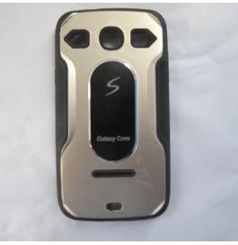 Samsung Galaxy Core S8262 Silver Back Cover