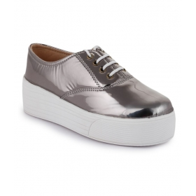 Gray Casual Shoes