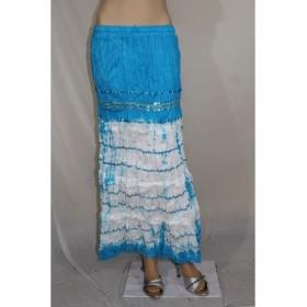 Sarva Printed Long Skirt