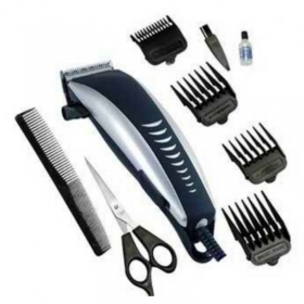 Chartbusters 7 1n 1 Multi Grooming Kit Trimmer, Clipper, Shaver, Body Groomer For Men (silver, Blue)