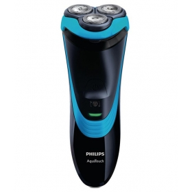 Philips At756/16 Shaver - Black And Blue