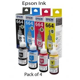 Ink Bottles- Set Of 4