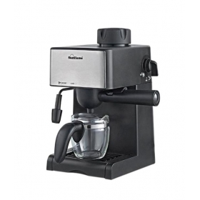 Sunflame 4 Cups Sf-712 Espresso Coffee Maker Black