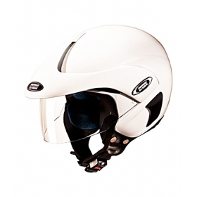 Studds - Open Face Helmet - Marshall (white) [large - 58 Cms]