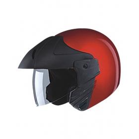 Studds - Open Face Helmet - Ninja Concept (cherry Red) [extra Large - 60 Cms]