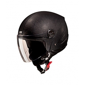 Studds - Open Face Helmet - Track (black Plain) [large - 58 Cms]