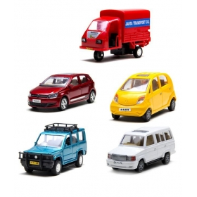 Tata Sumo, Nano Car, Qualis, Polo & Janta Transport - Combo 3
