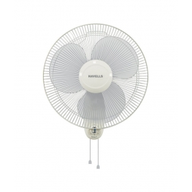 Havells 400 Mm Swing Wall Fan Off White