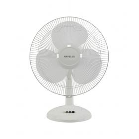 Havells 400 Mm Swing Lx Table Fan White