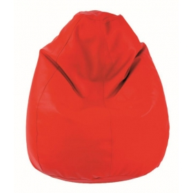 Xxxl Bean Bag With Beans In Red