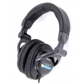 Sony Mdr-7506 Over Ear Headphone Without Mic