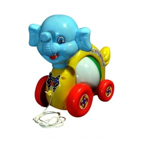 Funny Elephant Pull Alongs